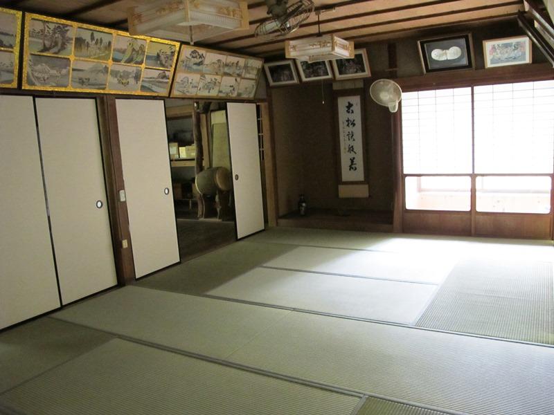 籠り堂(こもりどう)、入口からの写真撮影